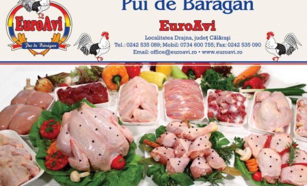 Pilis din Călăraşi, producătorul brandului Pui de Bărăgan, investiții de 750.000 de euro într-o fabrică de conserve de legume