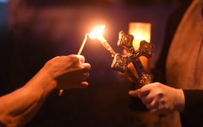 """Secretar de stat Marius Micu: """"Să nu vă lipsească sănătatea, iar Lumina Sfântă să-și păstreze flacăra vie în inimile noastre!"""""""