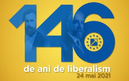 """Senator Ciprian Pandea: """"24 mai 2021 – 146 de ani de liberalism"""""""