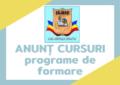 Casa Corpului Didactic Călărași/ Cursuri acreditate programe de formare